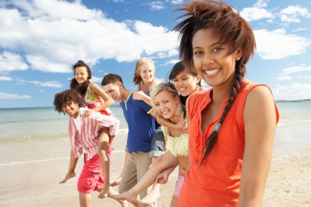 Choisir Inde comme destination de colonie de vacances