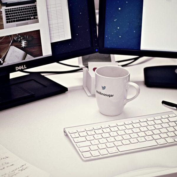 Le Mug personnalisable est un objet idéal avec logo d'entreprise